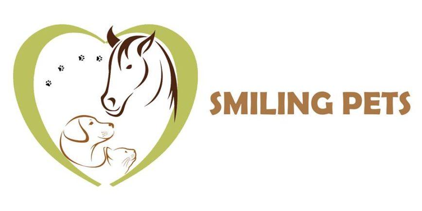 logo smiling pets